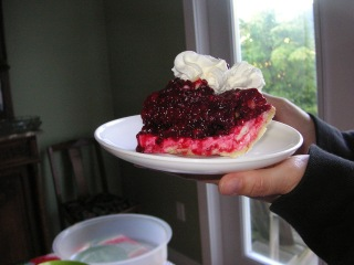 tayberry pie