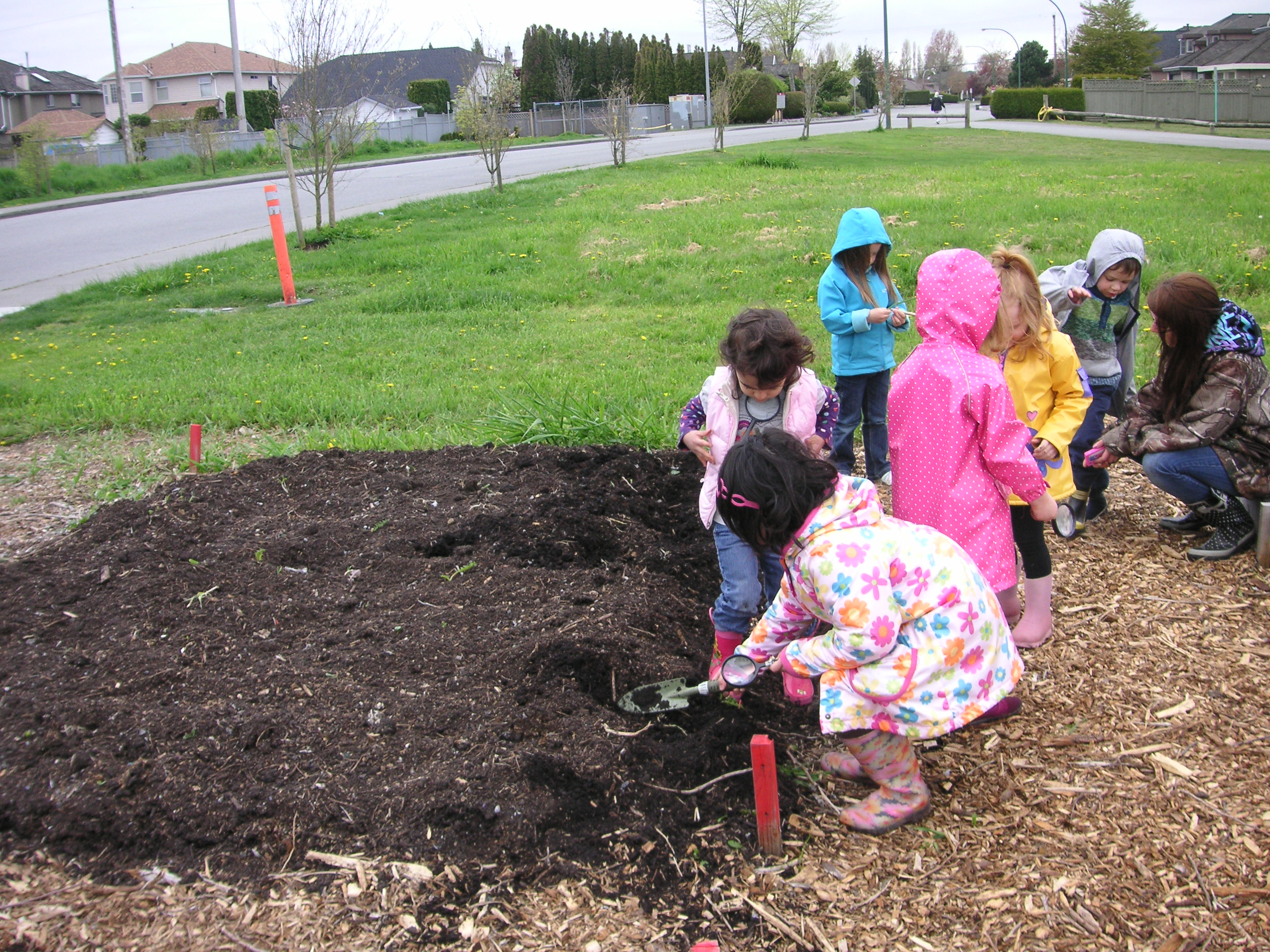 31 days of gardening with children day 26 that bloomin for Gardening with children
