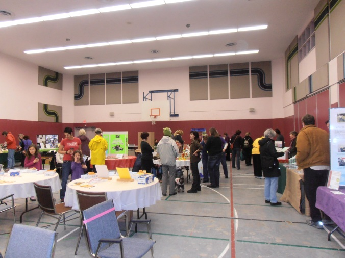 Are you coming to ladner seedy saturday