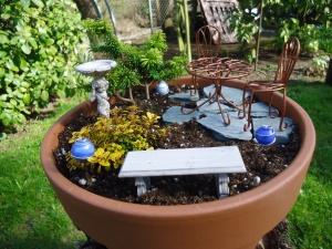 miniature garden