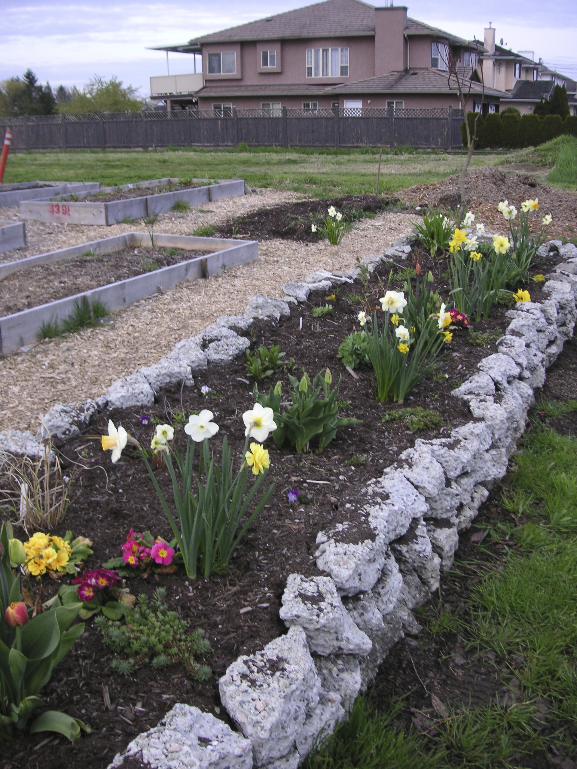 301 moved permanently for Creating a rock garden