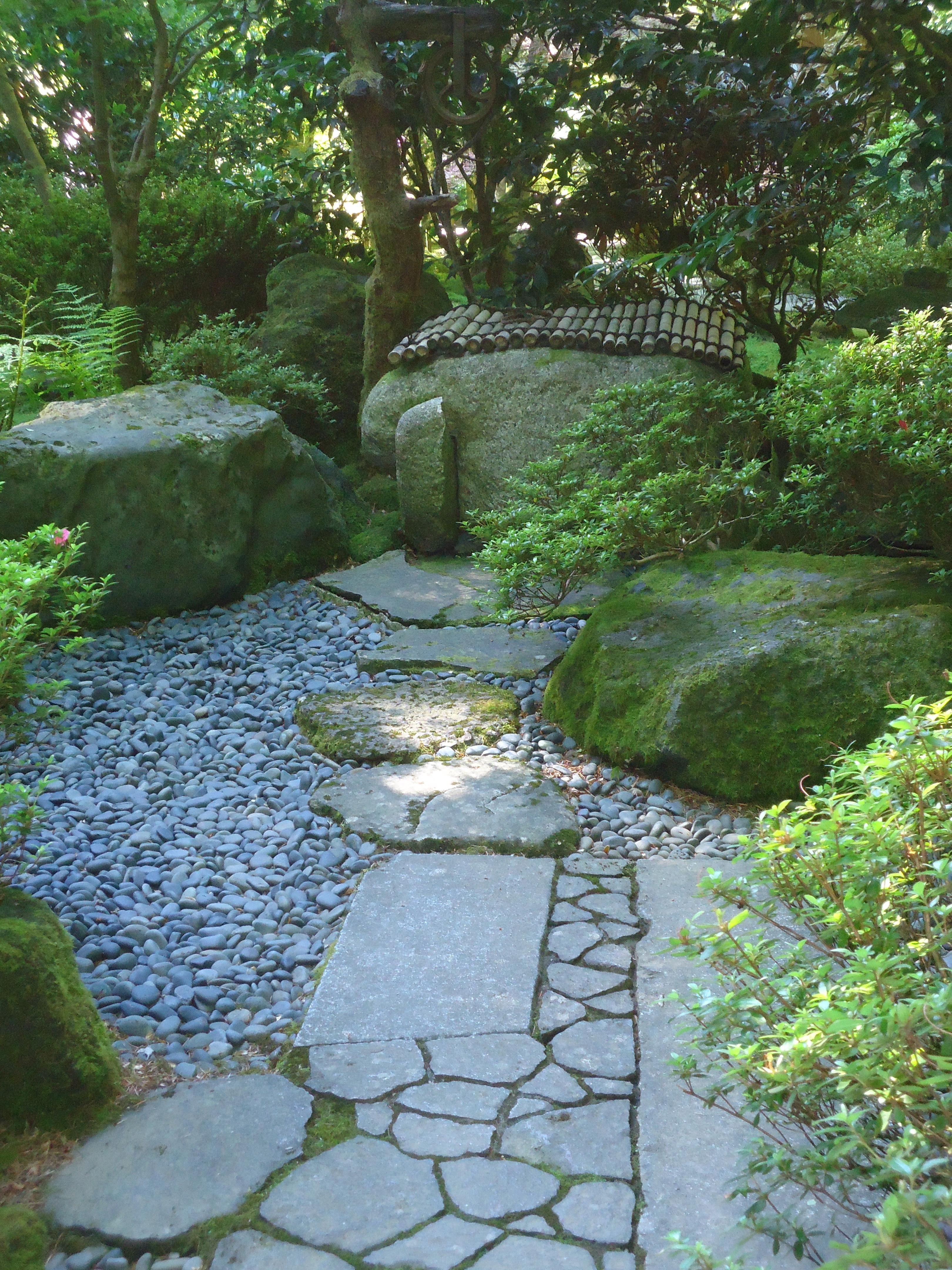 Japanese Garden With Rocks: Garden Bloggers Fling 2014- Portland Japanese Garden