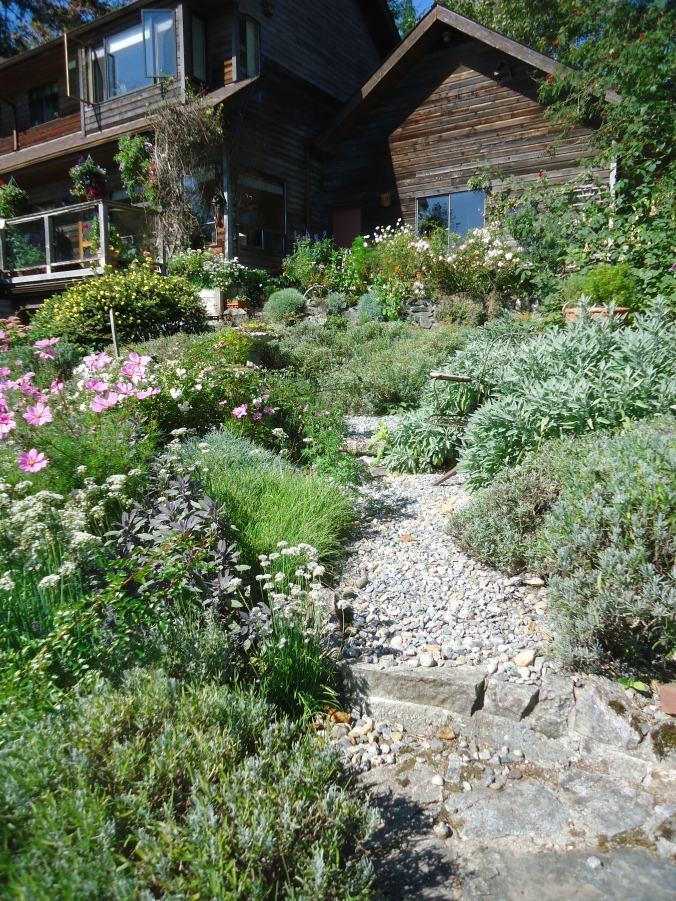 A Garden With Character