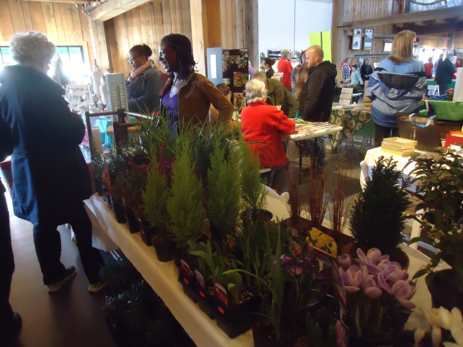 Save the Date- Ladner Seedy Saturday is Coming