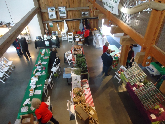 Save the Date-Ladner Seedy Saturday is Coming