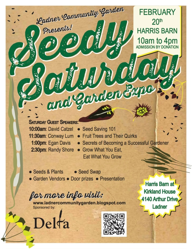 Are You Ready for a Seed Swap?